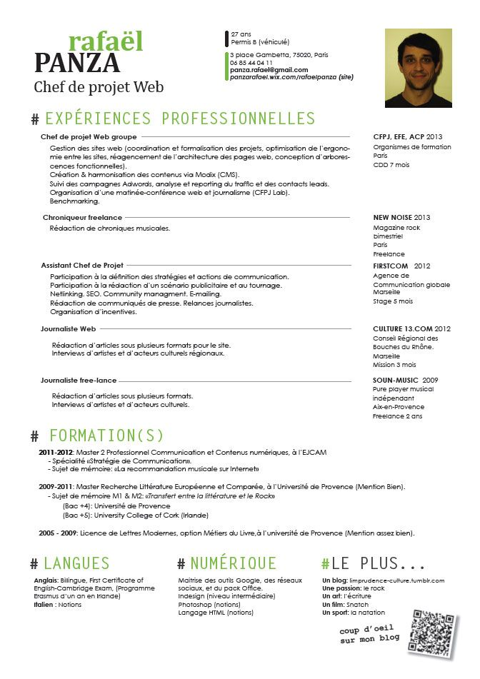 Web Project Manager Resume Work Pinterest Project manager - sample project coordinator resume