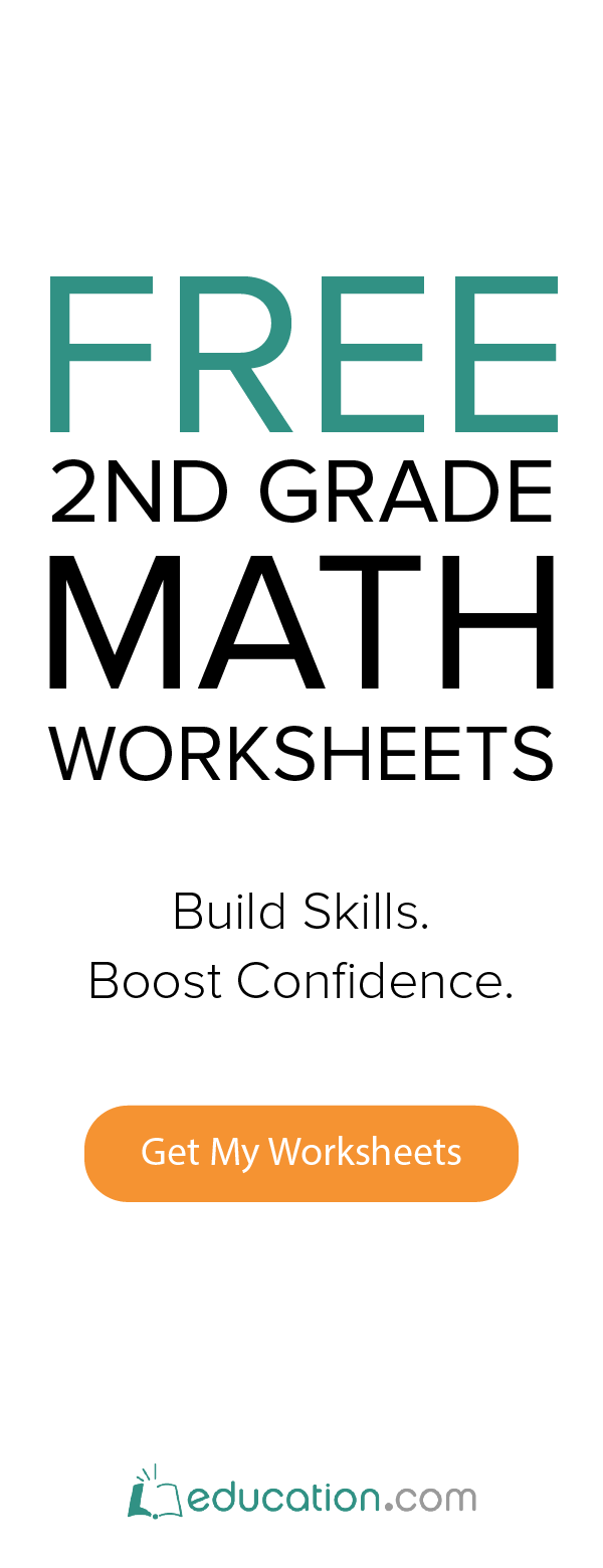 Free 2nd Grade Math Worksheets from the #1 Educational Site ...