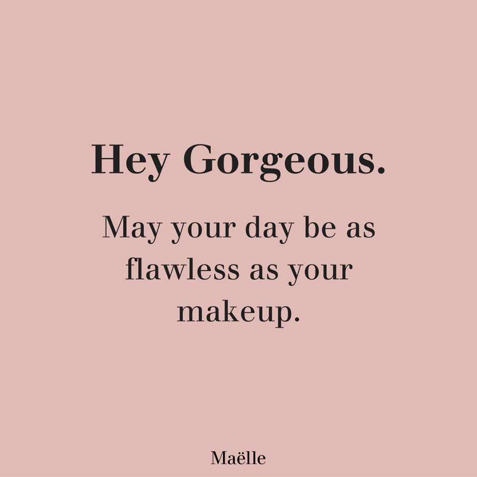 Pin by Maelle Beauty on Inspiration/Motivation
