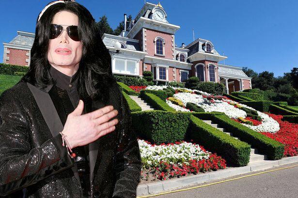 MJ /Neverland