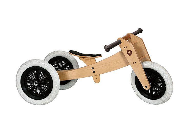 3 In 1 Wishbone Bike Review Wooden Balance Bike Balance Bike