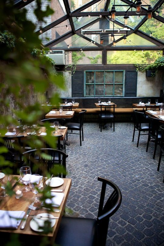 Bohemoan Restaurant Nyc