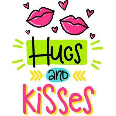 Hugs And Kisses Hugs And Kisses Quotes Hugs And Kisses Emoji Hug Quotes