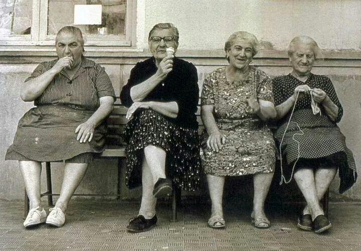 Pin by Yael Alon on Girlfriends | Old women, Photo, People