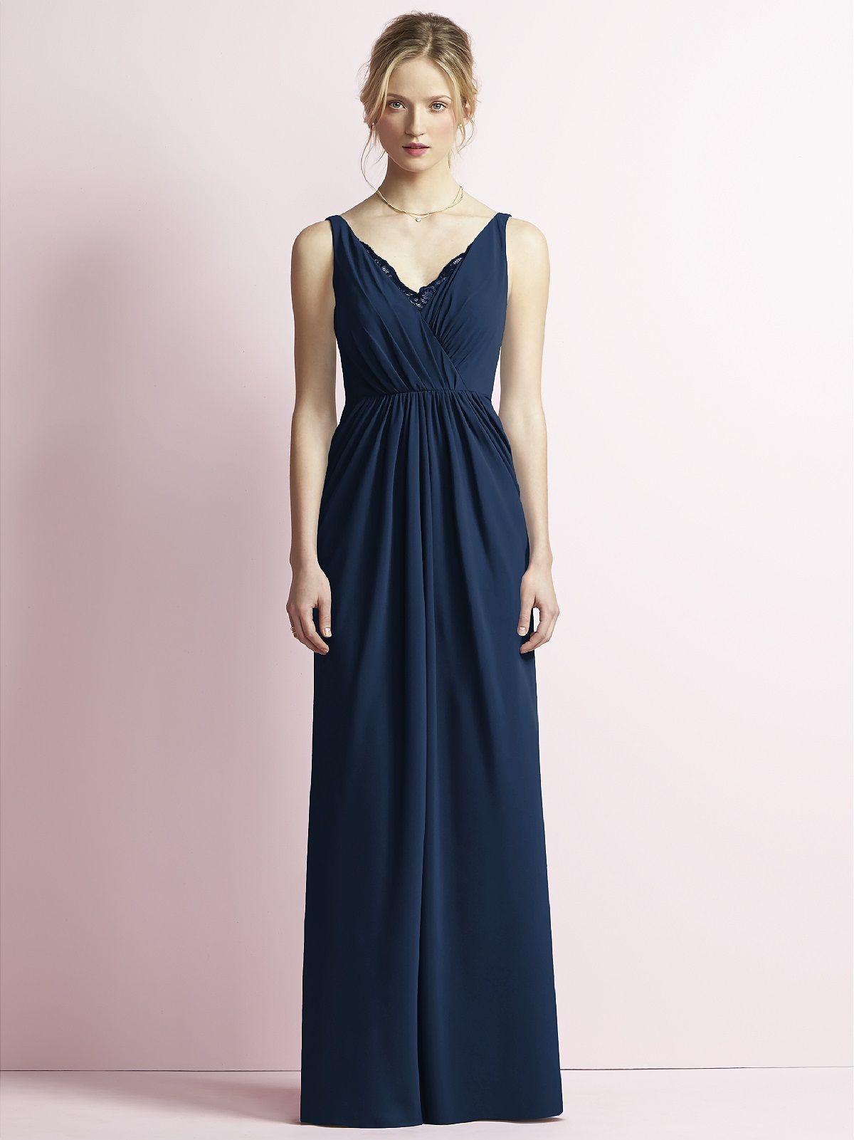 Loving this long blue bridesmaid dress jenny yoo by dessy is loving this long blue bridesmaid dress jenny yoo by dessy is available at the bridal ombrellifo Choice Image