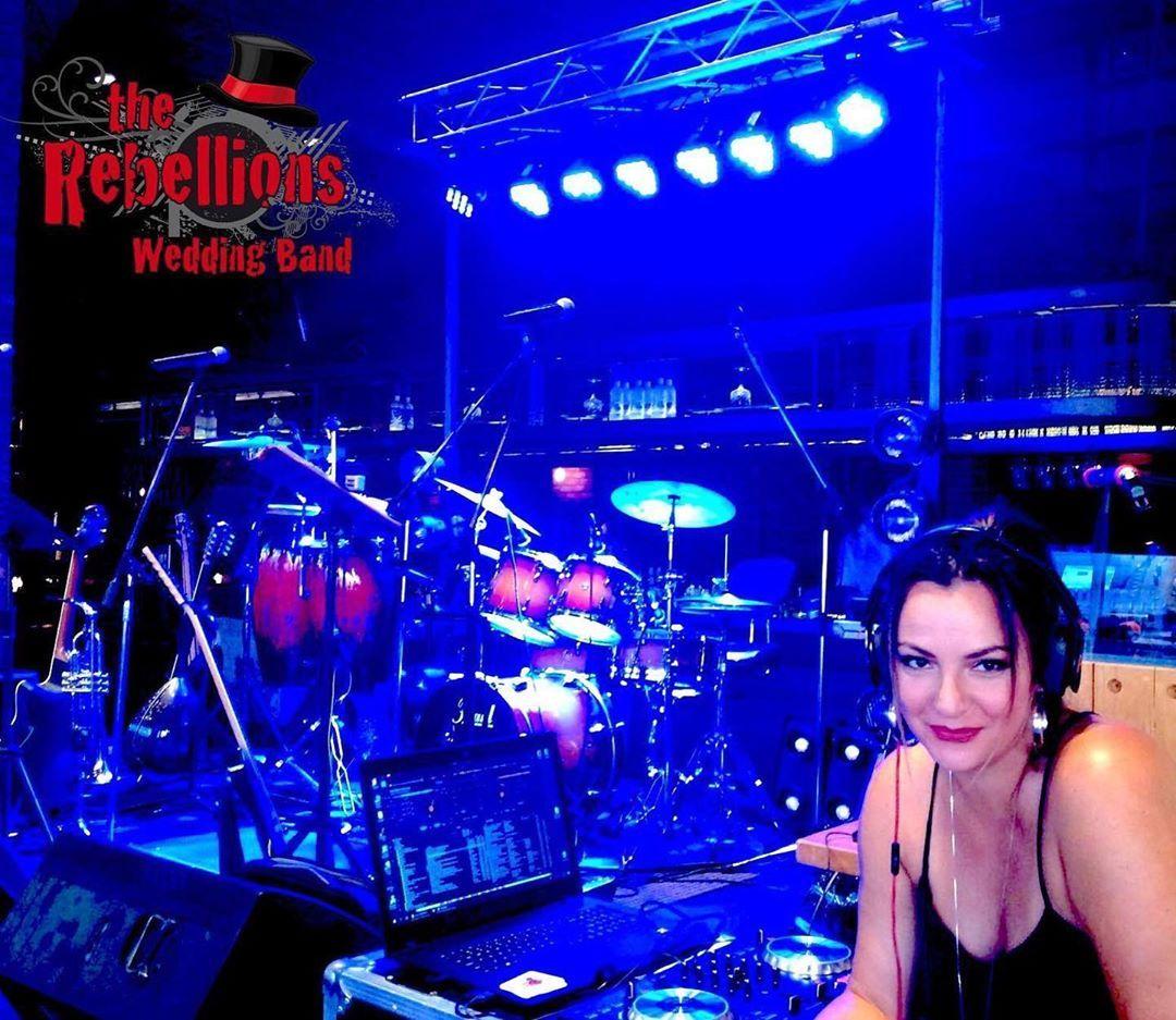 #rebellions #shark #thessaloniki #weddingmusic #weddingband #dj #musicwedding #g... -