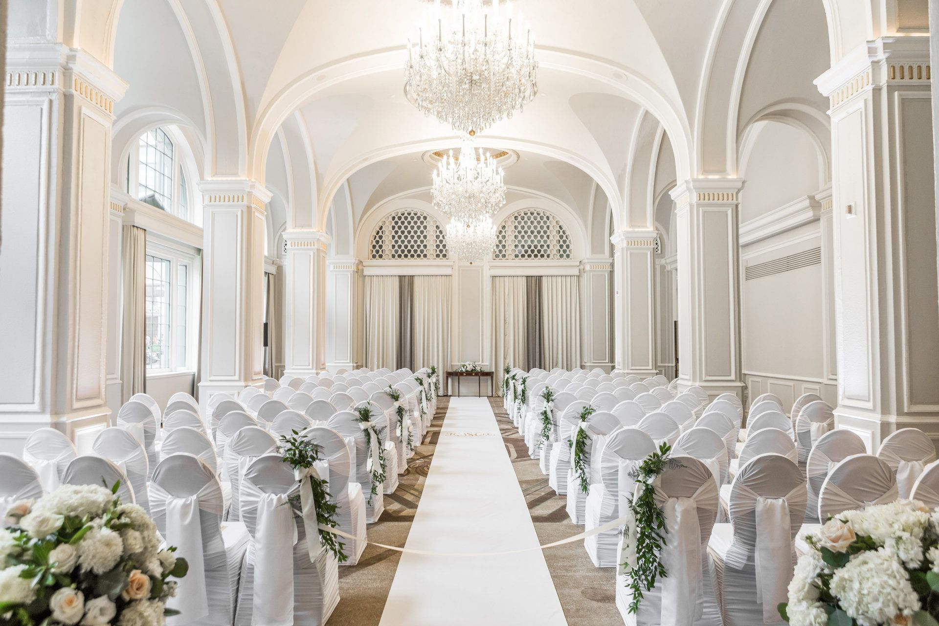 The Smarter Way to Wed | Indoor ceremony, Wedding ceremony ideas and ...