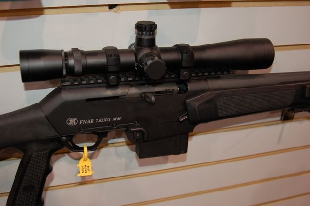 Browning Bar Tactical Stock These Excellent Photos Were Take By Talonarms