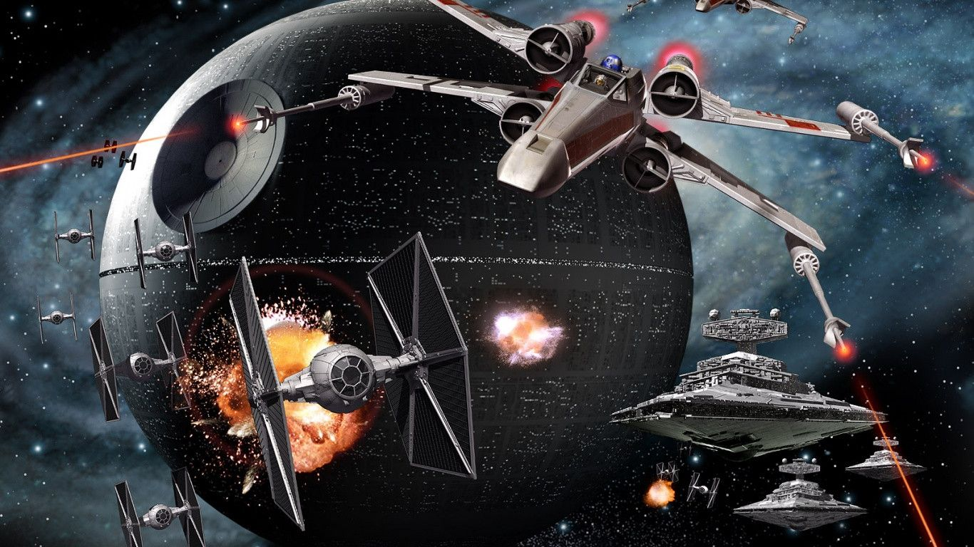 The 35 Coolest Star Wars Wallpapers Desktop Backgrounds