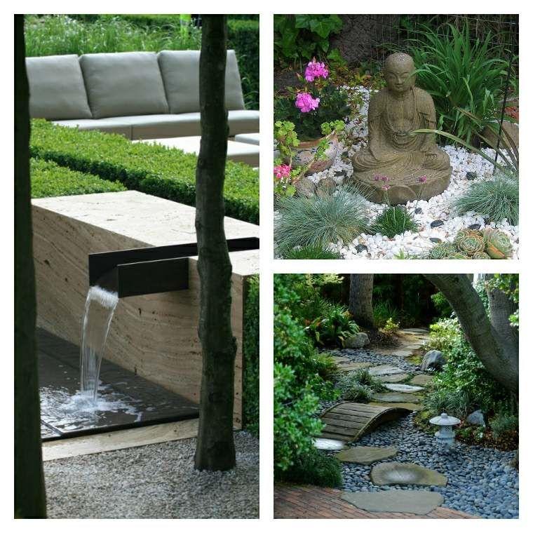Déco jardin zen en 100 idées inspirantes   Décoration japonaise