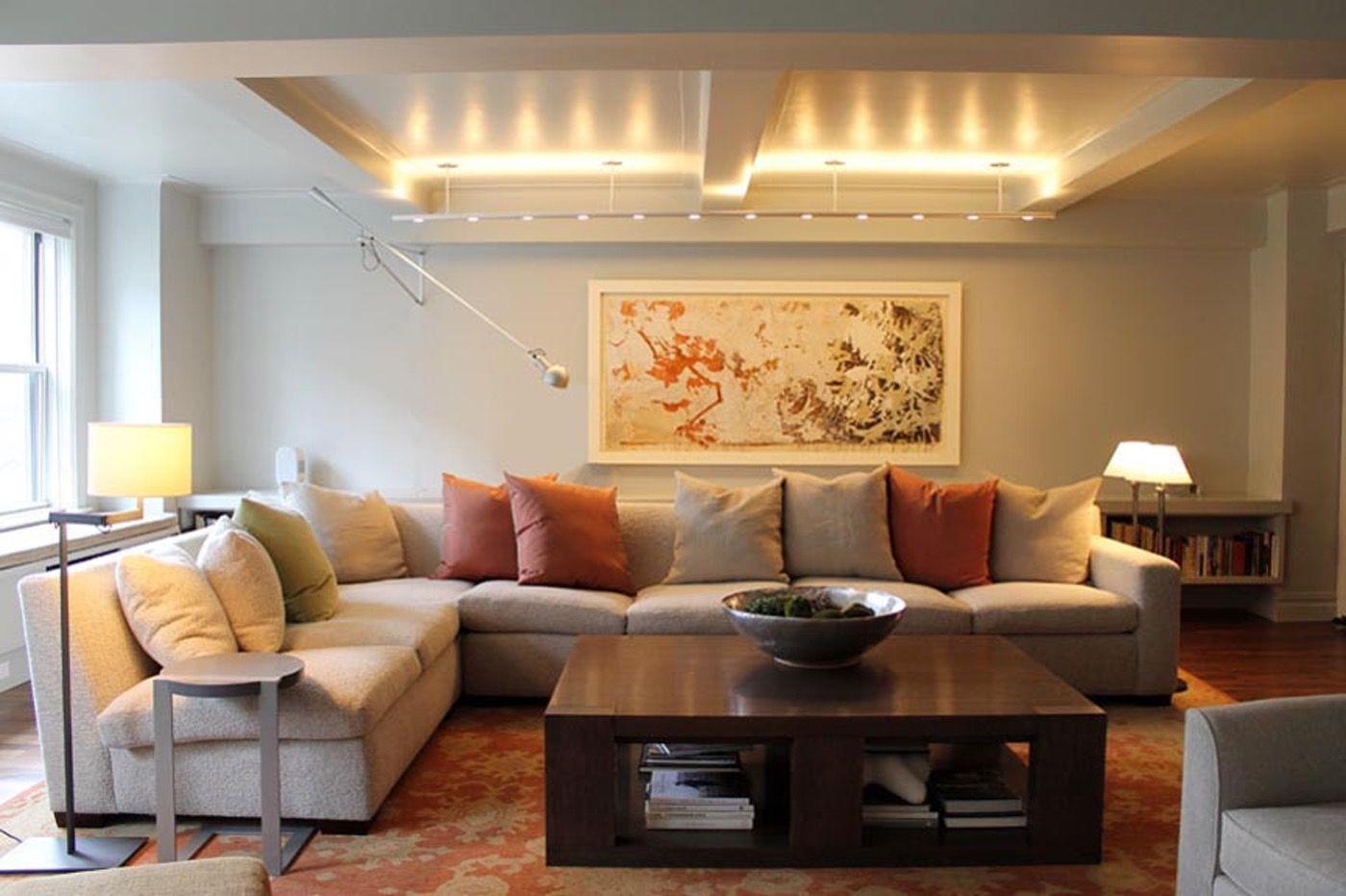 Modern family living room laura bohn design associates portfolio interiors modern contemporary