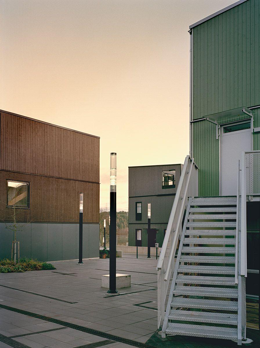 Sjoterrassen Projekt Kjellander Sjoberg Arkitektkontor Arch House Architect Architecture