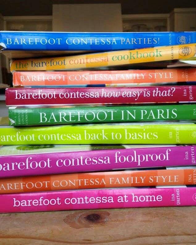 Own Love Ina Joy Of Cooking Barefoot Contessa Ina Garten