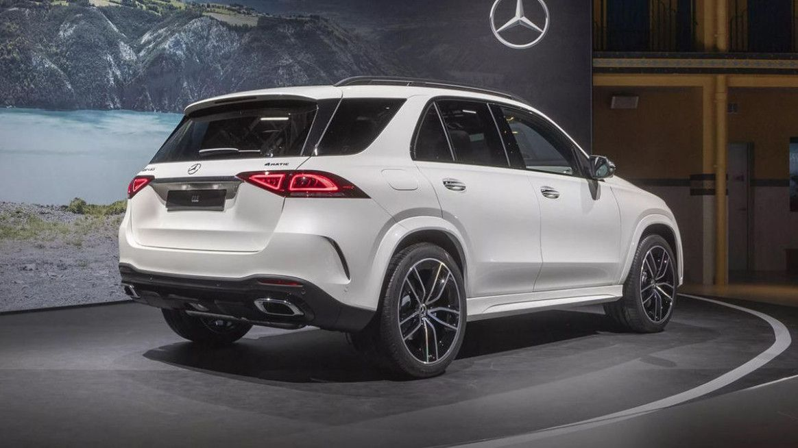8 Image Mercedes Gle 2020 Release Date in 2020 Mercedes