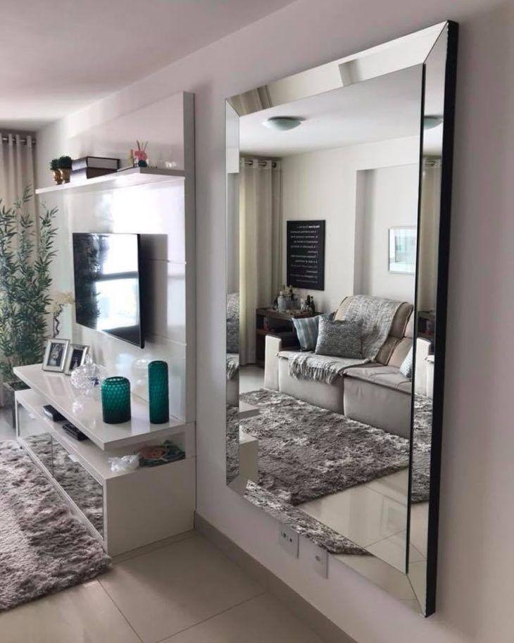 Photo of Como decorar sala pequeña con pouco dinheiro: 80 ideias economicas