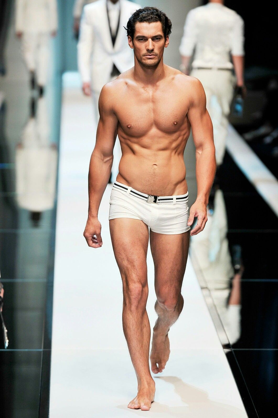 89f35c62254ff Men's underwear/swimwear Runway Show, David Gandy | Men fashion ...