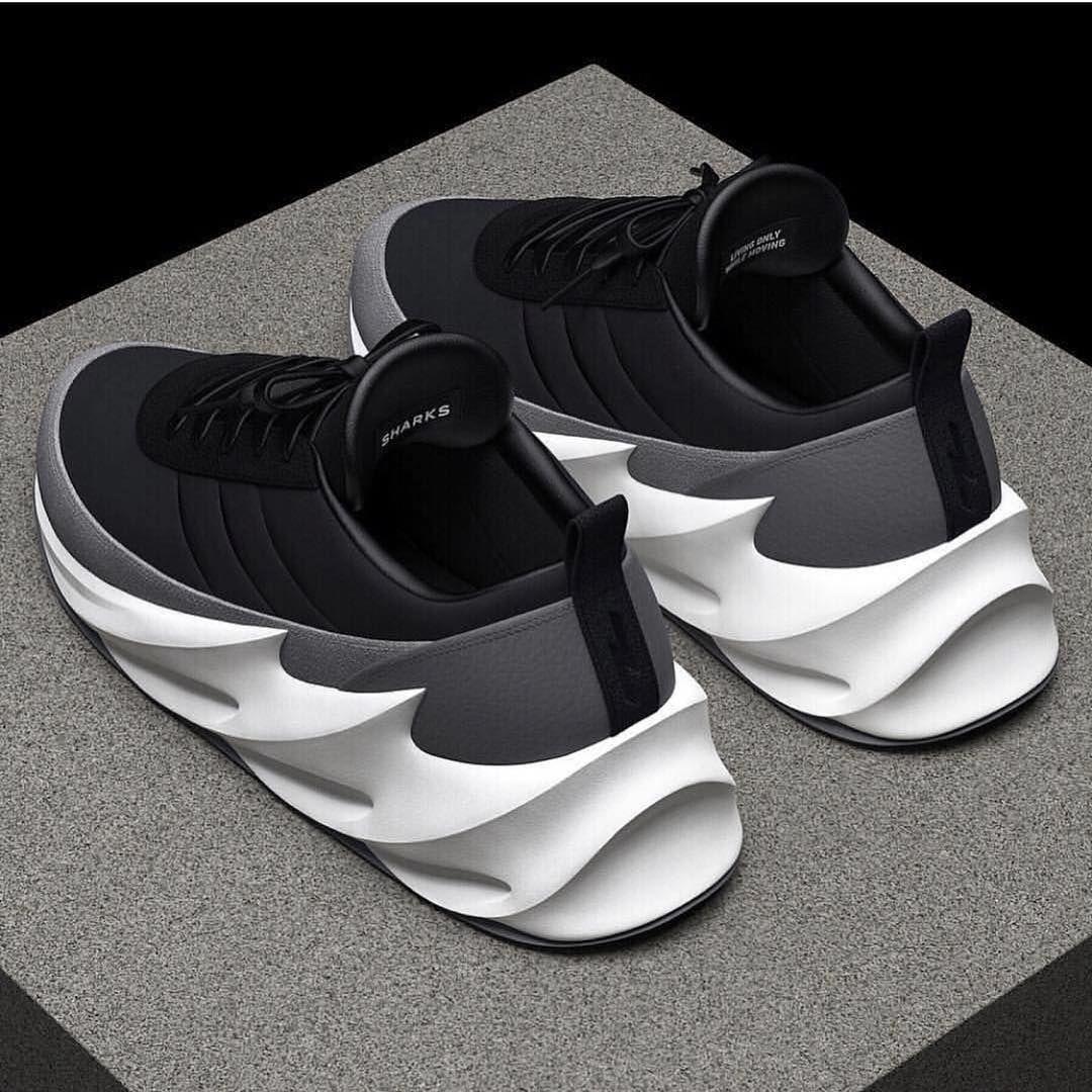 adidas shark shoes 2018