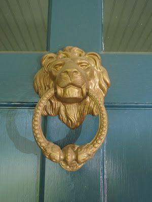 Our Guard Lion. ROAR!!