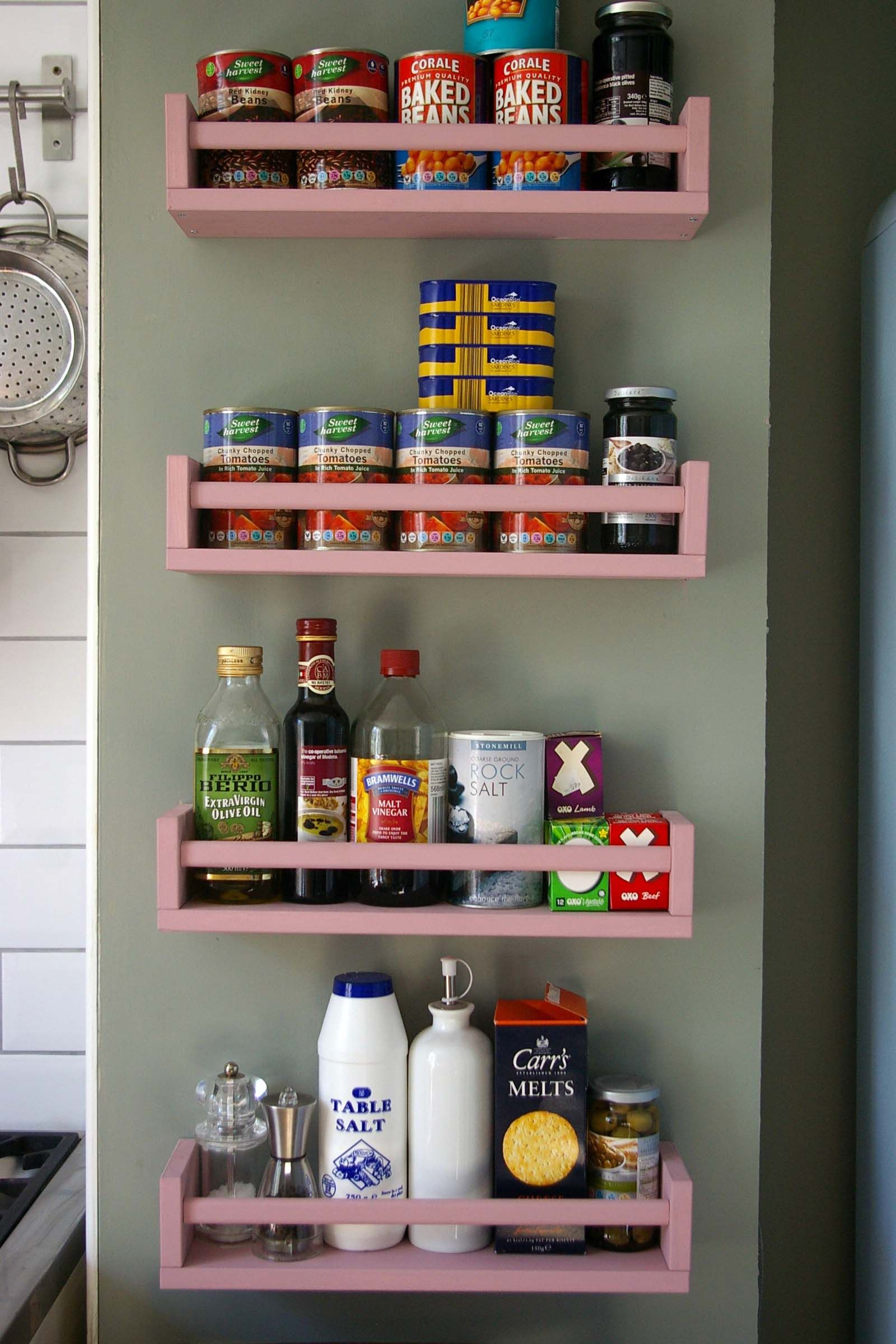 Kitchen Shelves Ikea Home Design Ideas and