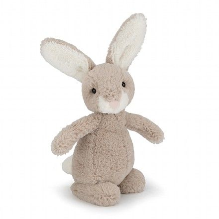 Bobtail Bunny Beige Soft Toy
