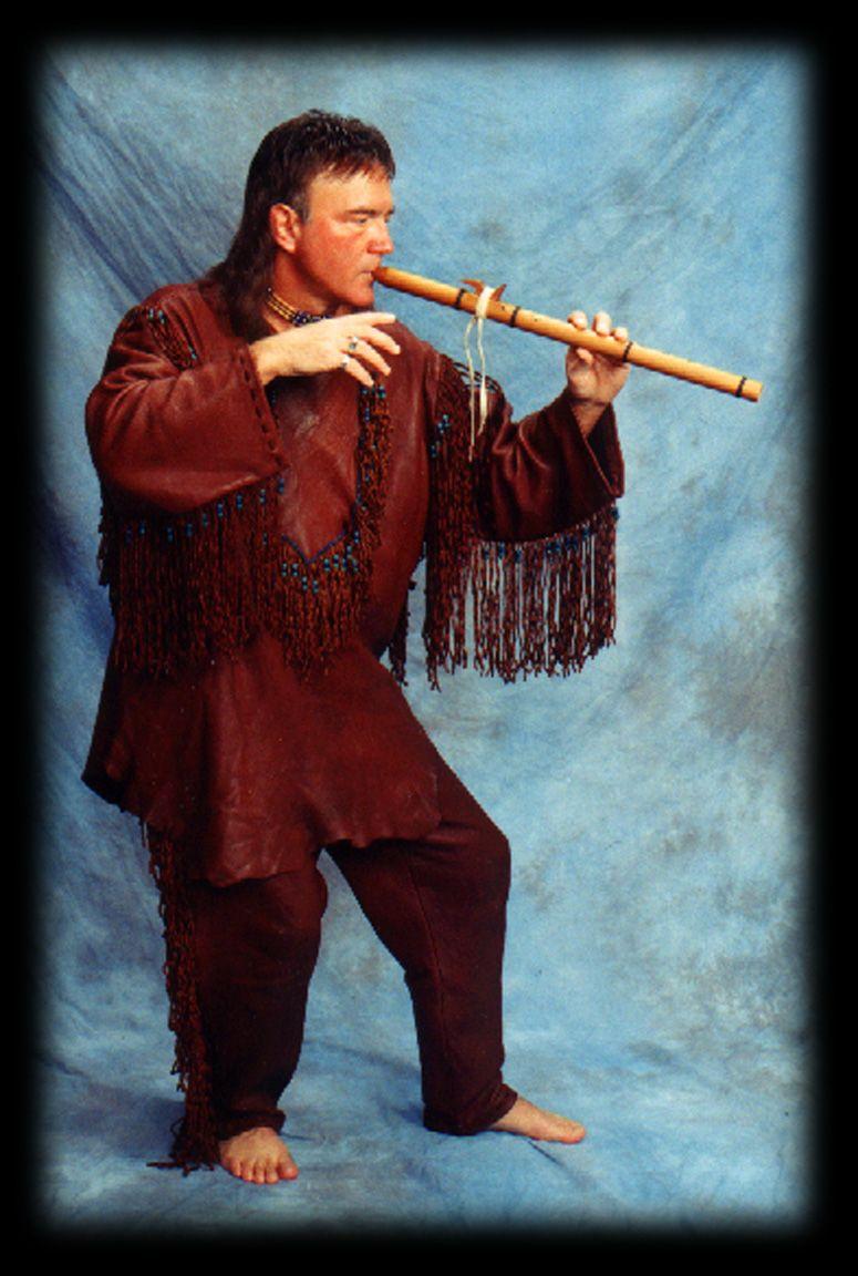 Douglas Blue Feather ~ Cherokee Flute | Native Knowledge
