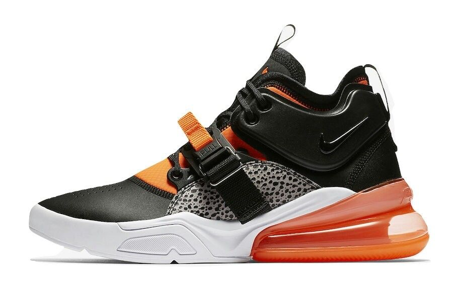 newest e9367 3568f NIKE AIR FORCE 270 Safari | Shoes in 2019 | Sneakers ...