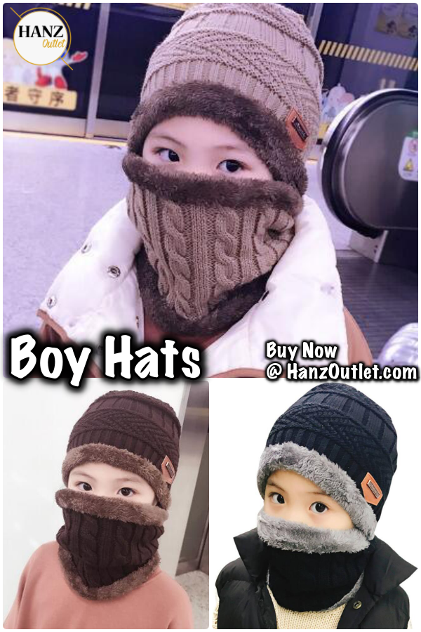 6f288331b0cb8 Super warm Winter balaclava wool Beanies Knitted Hat and scarf for 3-12  years old girl boy hats  SuperwarmHat  Hat  WinterHat  boyhats  Beanies   hanzoutlet