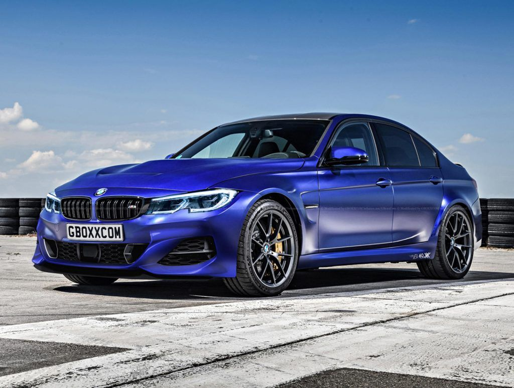 Bmw To Offer Pure M3 With Rear Wheel Drive And Manual Bmw M3 Best Luxury Sports Car Bmw
