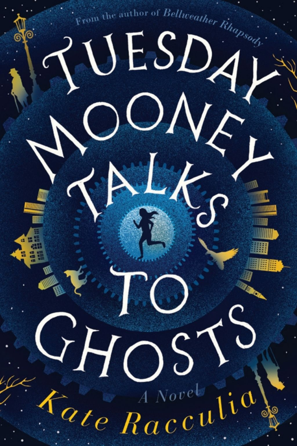 Tuesday Mooney Talks to Ghosts (eBook) Fallen book