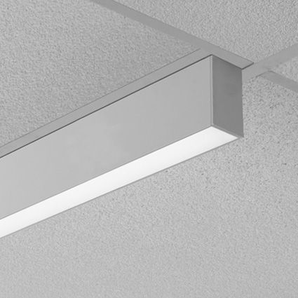 Highway Concept Lighting Finelite Hp 2 Surface Mount Overview Interior Lighting