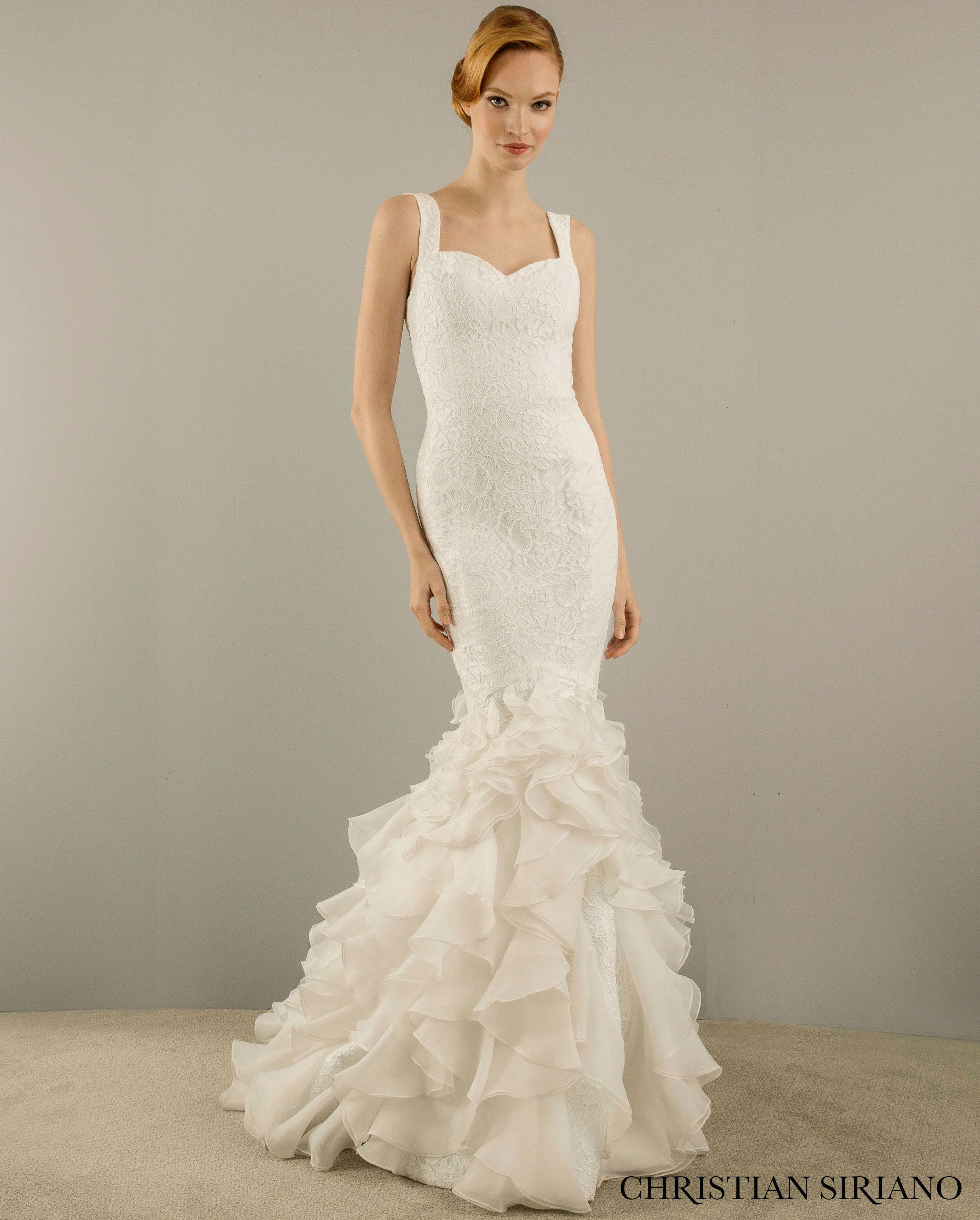 Nice Dream wedding Wedding gown by Christian Siriano for Kleinfeld