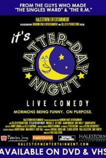 It's Latter-Day Night! Live Comedy