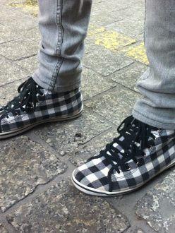 Sneakers Phoenix Polka #sneakers
