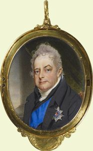 Billy, Duke of Clarence, Sofy's sailor brother who became King William IV, the last of the Georgian monarchs.