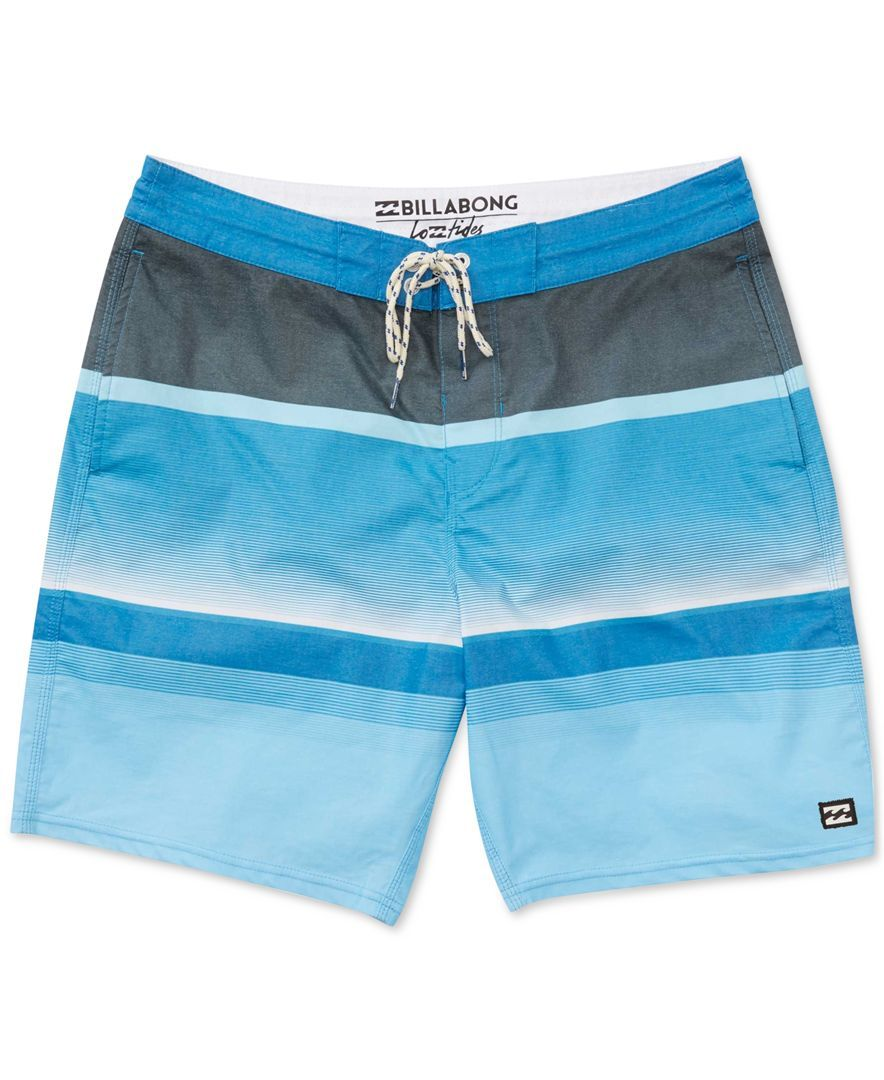 Billabong Men s Spinner Lo Tides Swim Trunks Short De Hombre a9ec98db381