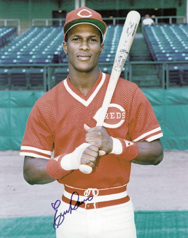 buy online 81f53 609b3 Eric Davis Cincinnati Reds | Pete Rose, Reds, MLB ...