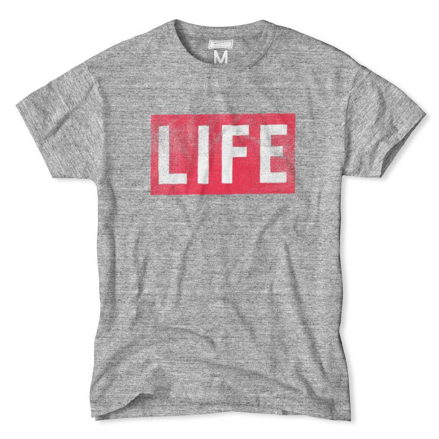a22cf3e43 Life Magazine T-Shirt | Casual | Mens clothing styles, Vintage style ...