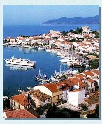 Pythagorion a tourist resort and one of the most beautifull villages ...