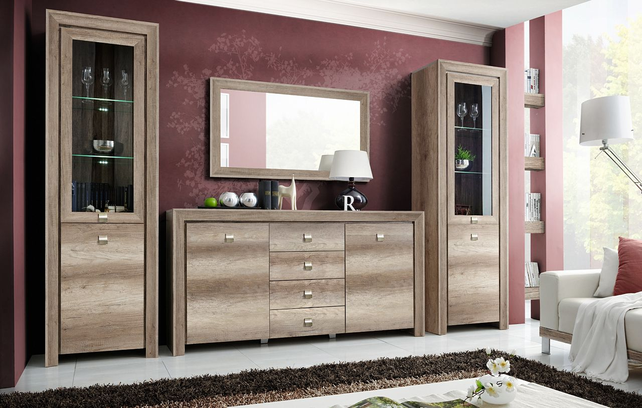 Century Meuble Tele Room Modern Wall Units Living Room Wall