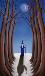 Shadowlands by Paul Horton, Price SOLD OUT