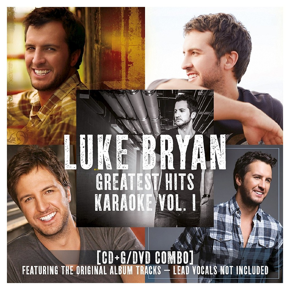 Luke Bryan - Greatest Hits Karaoke
