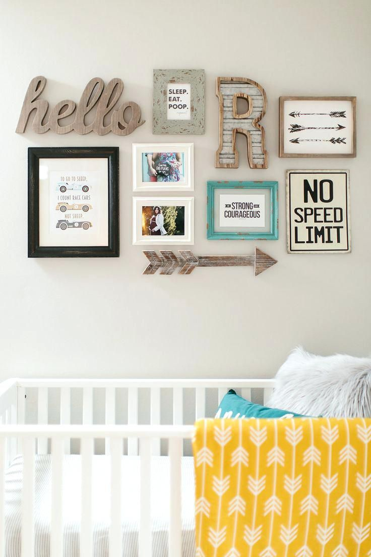 Beautifully Styled Vintage Race Car Nursery Diy Nursery Wall Decor