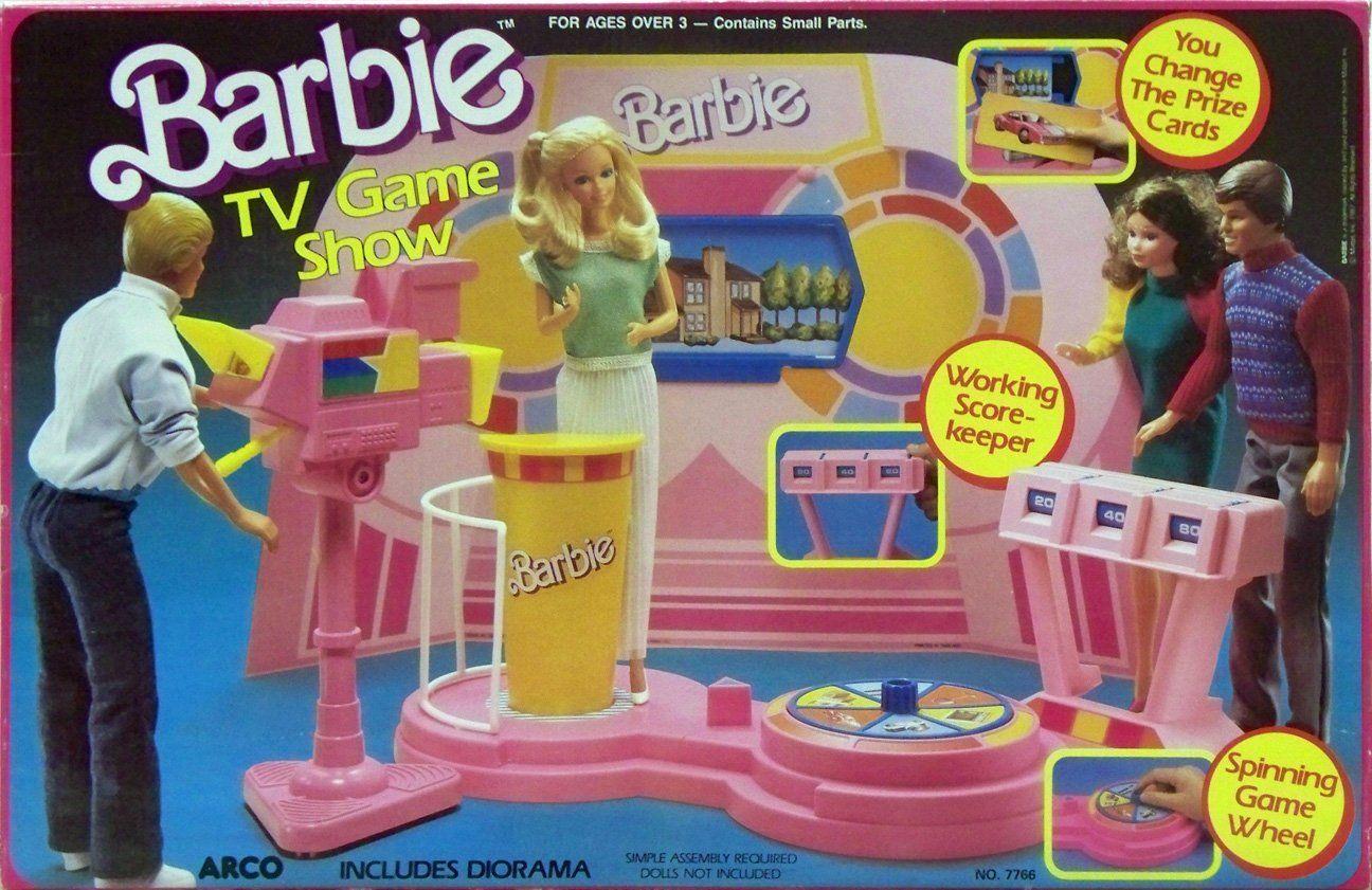 Barbie podium работа по вемкам в верхняя тура