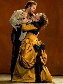 Bizet S Carmen The Royal Opera House Don Jose Movies Opera