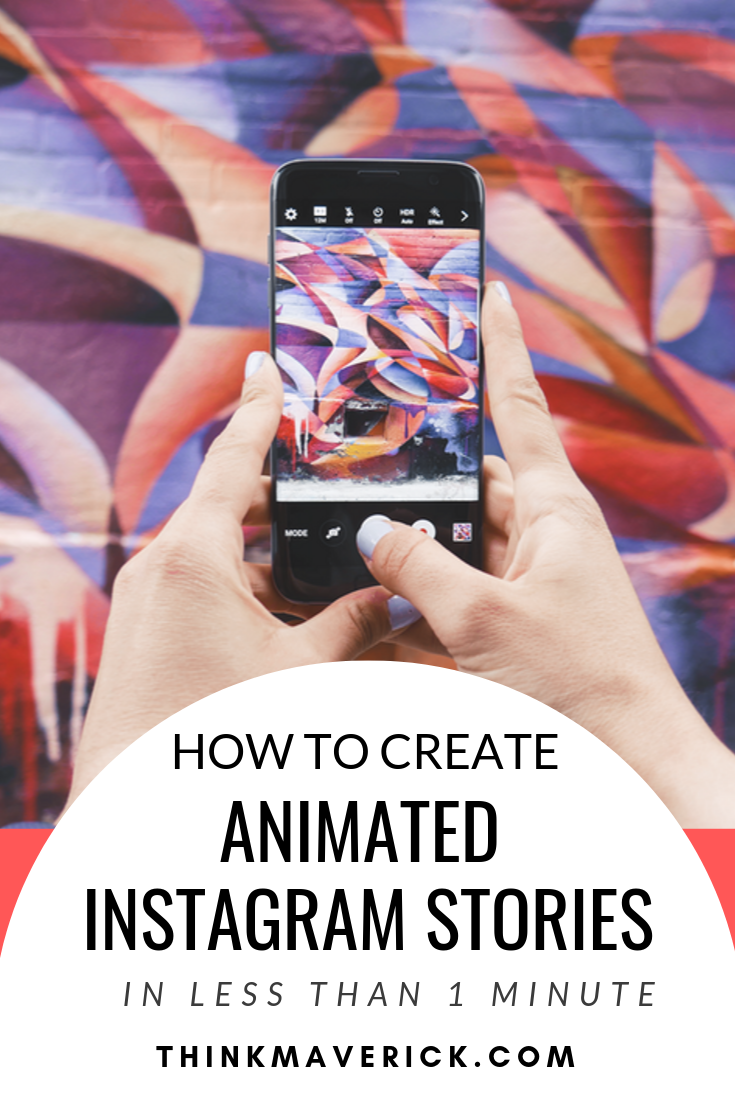 How to Create Animated Instagram Stories in Less Than 1