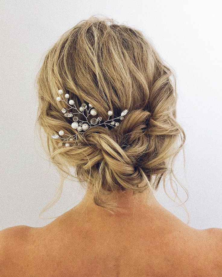 Wedding Hair Blonde #wedding #hair #weddinghair Li, 2020
