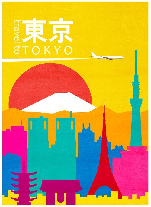 Travel to Tokyo
