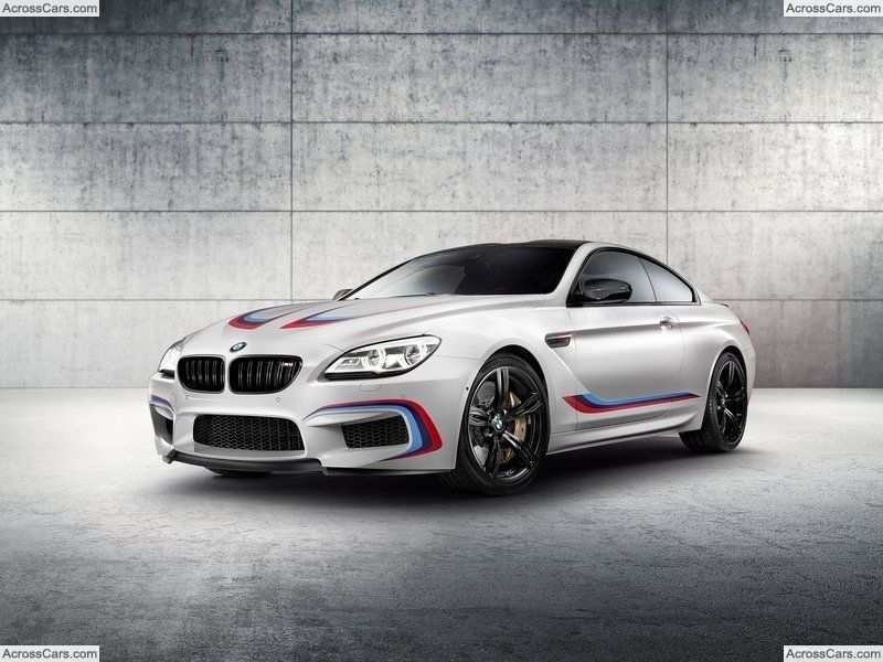 BMW M6 Coupe Competition Edition (2016)