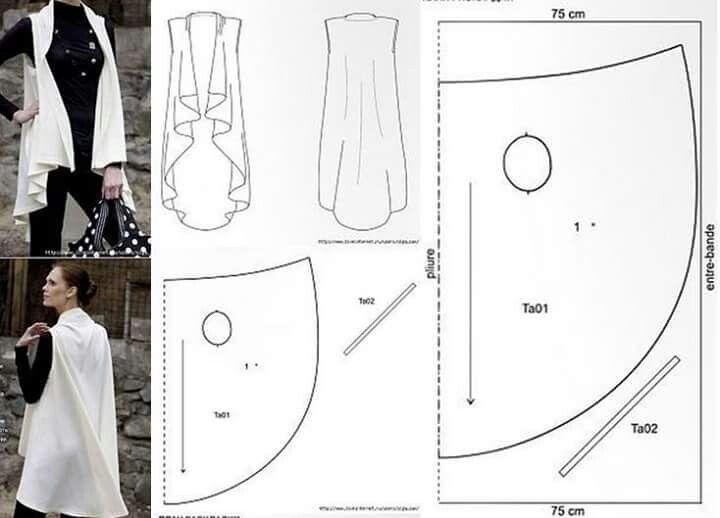 Pin de Beatriz Liliana en patrones | Pinterest | Costura, Lindo y ...