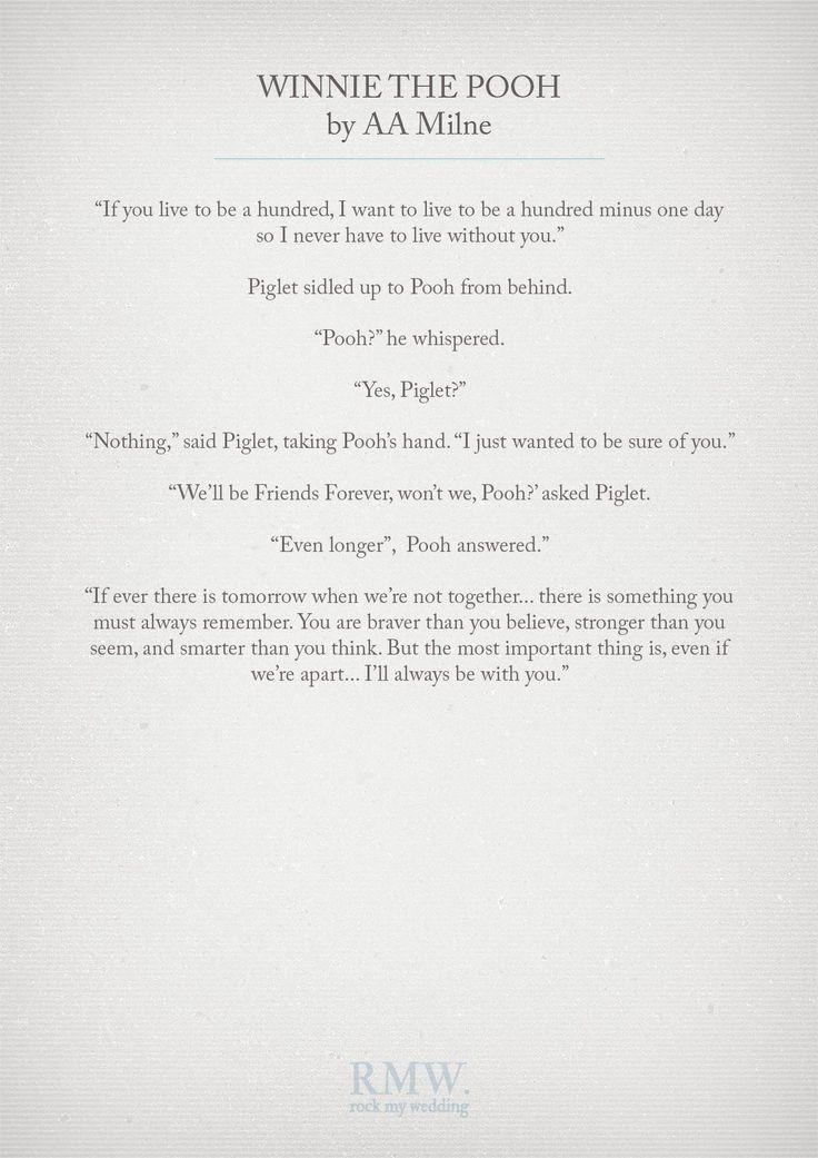 Pin by Rhylee Steed on Disney Wedding poems, Wedding